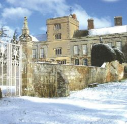 Christmas Through the Ages- Canons Ashby