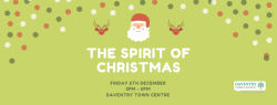 Spirit of Christmas - Daventry Town Centre