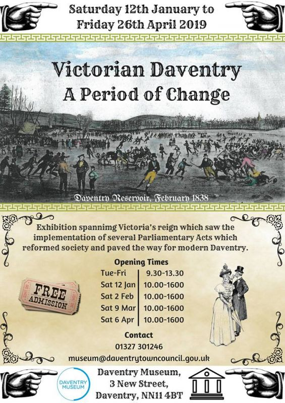 Victorian Daventry Exhibition - Daventry Museum