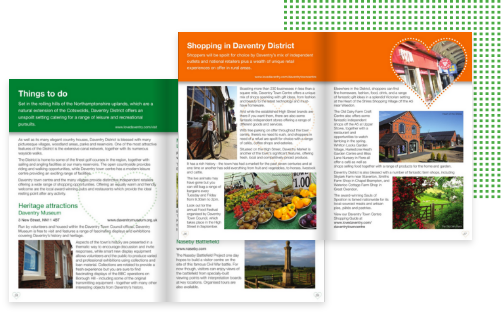 The Daventry District Guide