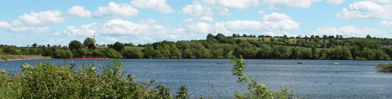 visit banner daventry country park